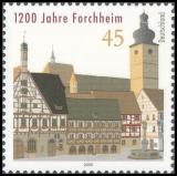 FRG MiNo. 2438 ** 1200 years Forchheim, MNH