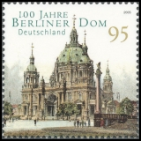 FRG MiNo. 2445 ** 100 years Berlin Cathedral, MNH
