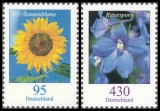 FRG MiNo. 2434-2435 set ** Flowers (I), MNH