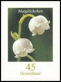 FRG MiNo. 2851 ** Flowers (XXIII): Lily of the Valley, MNH, self-adhesive