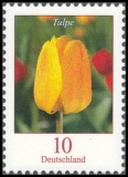 FRG MiNo. 2484A-2485A set ** Flowers (VII): Tulip and liverworts, MNH