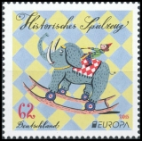 FRG MiNo. 3152 ** Series Europe 2015: Historical Toys, MNH