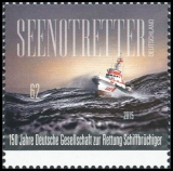 FRG MiNo. 3153 ** 150 years Society for Sea Rescue, MNH