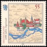 FRG MiNo. 2526 ** 1200 years Ingolstadt, MNH