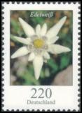 BRD MiNr. 2529-2530 Satz ** Blumen (XI): Kartäusernelke und Edelweiß, postfrisch