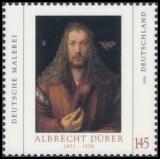 FRG MiNo. 2531 ** German painting: Albrecht Dürer, MNH
