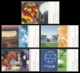 FRG MiNo. 2517-2521 set ** Sports Aid 2006,  MNH