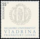 FRG MiNo. 2533 ** 500 years University Viadrina Frankfurt (Oder), MNH