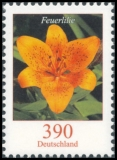 FRG MiNo. 2534 ** Flowers (XII): fire lily, MNH