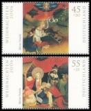 FRG MiNo. 2569-2570 set ** Christmas 2006, MNH