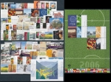 FRG Year 2006 ** MiNo. 2505-2574 + stamps from sheets, incl. sheets 67-68