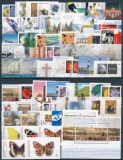 FRG Year 2005 ** MNH MiNo. 2434-2504 incl. sheet 66 +self-adh. +stamp from sheet