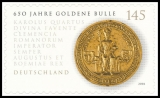 FRG MiNo. 2516 ** 650 years Golden Bulle, MNH, self-adhesive, from set