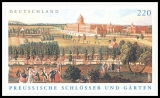 FRG MiNo. 2499 ** Prussian castles & gardens, MNH, self-adhesive, from stamp set