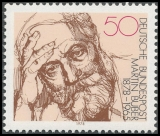 FRG MiNo. 962 ** 100th Birthday of Martin Buber, MNH