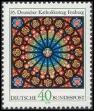 FRG MiNo. 977 ** 85th Catholics Day Freiburg, MNH