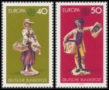 FRG MiNo. 890-891 set ** C.E.P.T.- Handicraft, MNH