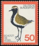 FRG MiNo. 901 ** Protection of Birds, MNH