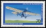 FRG MiNo. 964-967 set ** Youth 1978: Aviation, MNH