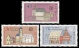 FRG MiNo. 969-971 set ** C.E.P.T.- Monuments, MNH