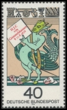 FRG MiNo. 902 ** 300th death of Hans Jacob Christoffel von Grimmelshausen, MNH
