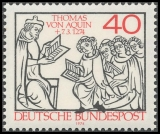 FRG MiNo. 795 ** Aquin, Thomas von, MNH