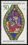 FRG MiNo. 912 ** Christmas 1976, MNH, from sheetlet 13