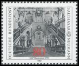 FRG MiNo. 1307 ** Neumann, Balthazar, MNH
