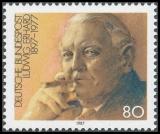 FRG MiNo. 1308 ** Erhard, Ludwig, MNH