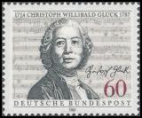 BRD MiNr. 1343 ** 200.Todestag von Christoph Willibald Gluck, postfrisch