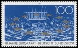 FRG MiNo. 1422 ** 40 years Council of Europe, MNH
