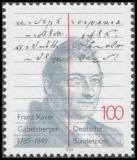 FRG MiNo. 1423 ** 200th birthday of Franz Xaver Gabelsberger, MNH