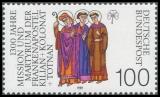 FRG MiNo. 1424 ** 1300. Date of Death by Kilian, Kolonat and Totnan, MNH