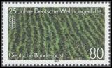 FRG MiNo. 1345 ** 25 years german World Hunger Aid, MNH