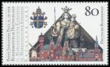 FRG MiNo. 1320 ** Pope Johannes Paulus II, MNH