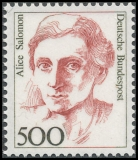 FRG MiNo. 1397 ** Women in German history, MNH