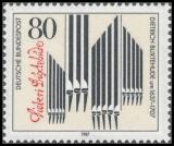 FRG MiNo. 1323 ** Buxtehude, Dietrich, MNH