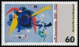 FRG MiNo. 1403 ** Baumeister, Willie, MNH