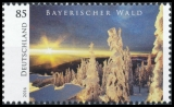FRG MiNo. 3203 ** series Wild Germany: Bavarian Forest, MNH