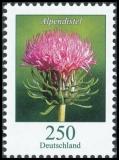 BRD MiNr. 3199 ** Dauerserie Blumen: Alpendistel, postfrisch