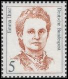 FRG MiNo. 1405 ** Women in German history, MNH