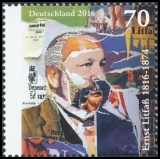FRG MiNo. 3211 ** 200th birthday Ernst Litfaß, MNH
