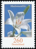 FRG MiNo. 3207 ** Definitive series flowers: Madonna lily, MNH