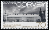 FRG MiNo. 3220 ** World Heritage Site by UNESCO: Corvey, MNH