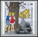 BRD MiNr. 3061 ** Wohlfahrt 2014: Hänsel & Gretel, postfrisch, selbstklebend