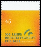 FRG MiNo. 3225-3231 ** New issues Germany April 2016, MNH, inkl. self-adhesives