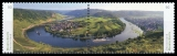FRG MiNo. 3225/3226 ** Se-tenant printing Germany most beautiful panoramas, MNH