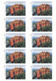 FRG MiNo. FB 59 (3251) ** Saxon Switzerland, foil sheet, self-adhesive, MNH