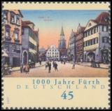 FRG MiNo. 2580 ** 1000 years Fürth, MNH