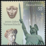 FRG MiNo. 2738 ** 2000th anniversary of the Varus Battle, MNH